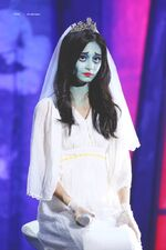 ONCE Halloween Fanmeeting Tzuyu 6