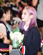 Airport Fashion 180927 Dahyun 3