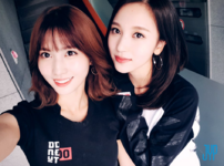 Mina and Momo Twitter Sep 12, 2017 (2)
