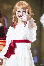 ONCE Halloween Fanmeeting Dahyun 6