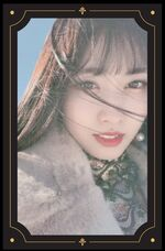 The Best Thing I Ever Did Momo Special Photo Card1