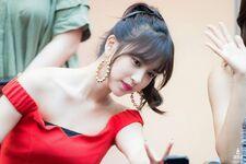 Dance The Night Away Hanam Fansign Mina 5