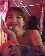 Nayeon IG Update 180913 4