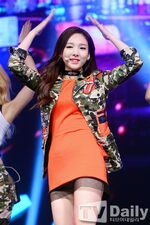 Nayeon Like Ooh Ahh showcase 4
