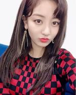 Jihyo IG Update 121117 4