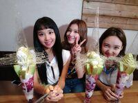 NHK Chaeyoung, Sana, & Nayeon