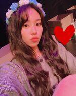 Chaeyoung IG Update 181124 8