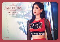 OnceBegins Fanmeeting Dahyun