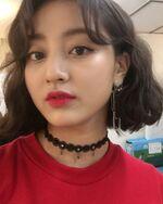Jihyo IG Update 181012 3
