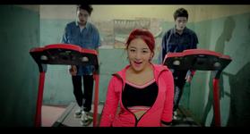 Jihyo Ooh Ahh MV