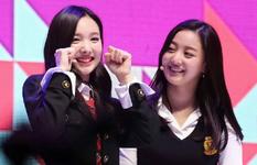 Jihyo and Nayeon