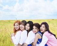 Twicecoaster Lane 1 Jihyo, Tzuyu, Dahyun, Sana, & Chaeyoung Promo 2