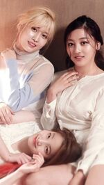 High Cut Innisfree Momo, Dahyun, & Jihyo