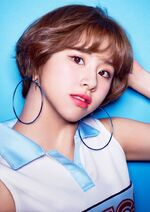 Japan Profile Chaeyoung