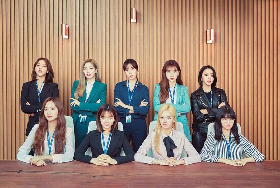Once 3rd Generation Twice