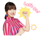 Twice Line Stickers Mina 3