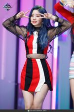 Dahyun Fancy MCountdown 4