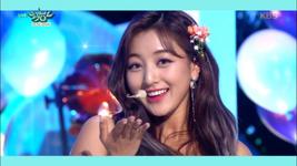 Music Bank 180713 Jihyo 2