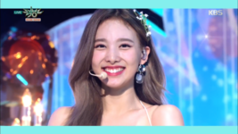 Music Bank 180713 Nayeon 2