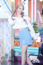 Music Core 180714 Dahyun