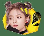 TWICEcoaster Lane 2 VLive Sticker Jeongyeon