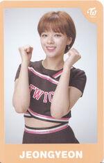 TWICEland Encore Concert Photocard Jeongyeon 2