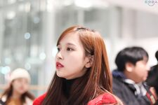 Incheon International Airport Arrival 181103 Mina 9
