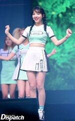 Nayeon Cheer Up showcase 2