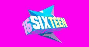 Sixteen logo