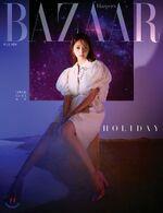HarpersBazaar Cover July2020 Tzuyu