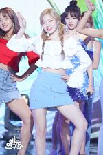 Music Core 180714 Dahyun 2