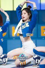 M COUNTDOWN 160428 Dahyun
