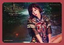 OnceBegins Fanmeeting Jeongyeon
