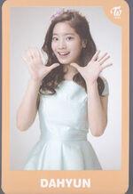 TWICEland Encore Concert Photocard Dahyun 6