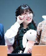 Yes Or Yes Sangnam Fansign Momo 12