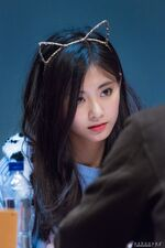 Yes Or Yes Sangnam Fansign Tzuyu 5