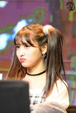 Yes Or Yes Yeouido Fansign Momo 5