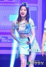 Dahyun Cheer Up showcase 2