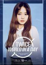 Tzuyu World in A Day Poster