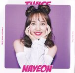 One More Time Scan Nayeon