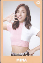 TWICEland Encore Concert Photocard Mina 4