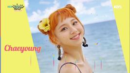 Music Bank 180713 Chaeyoung