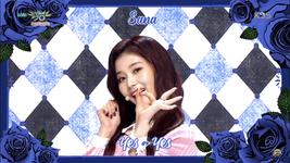 Music Bank 181109 Sana