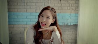Nayeon Like Ooh Ahh MV 2