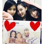 Tzuyu, Nayeon, & Momo IG Update 181114 2