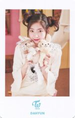 Candy Pop Showcase Photocard Dahyun