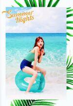 Dance The Night Away Scan Ver B Jeongyeon
