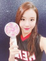 Candy Bong Chaeyoung