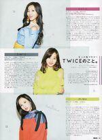 Mini Sana, Jihyo, & Mina