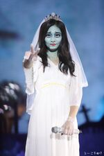 ONCE Halloween Fanmeeting Tzuyu 10